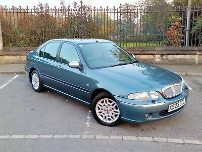 2003 Mg Rover 75 2.0 Cdti Diesel Connoisseur 4Dr Saloon 1~Owner From New~Leather