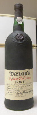 Taylors Tawny Port, 10 Years old, Magnum 1,5 L, bottled 1989, Rarität