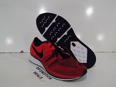 Nike Flyknit Trainer Men's Training Shoes Sz 9.5-13 Red AH8396-601 NEW MSRP $150