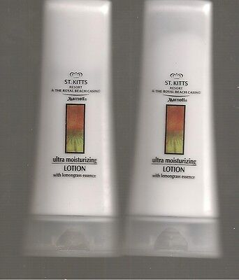 Two St. Kitts Marriott Resort & The Royal Beach Casino Lotion - Travel Size