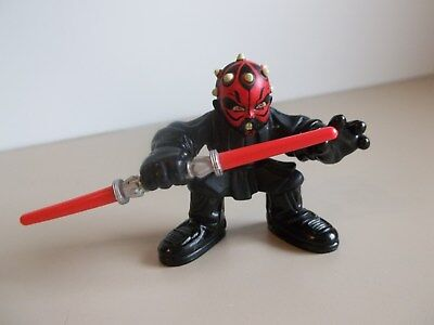 Darth Maul Figurine Hasbro 2001 EUC