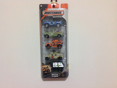 Matchbox Car / 5 Pack Battle
