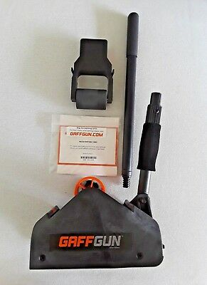 GAFFGUN Tape Applicator with Lower Handle, Extension Handle, and Floor Guide