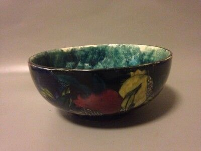 Rubens Ware Art Nouveau Bowl Signed F X Abraham Hancock &. Sons Pottery Antique
