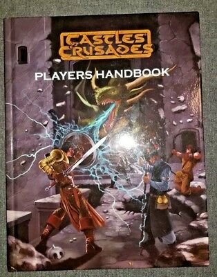 Castles & Crusades Players Handbook, 5Th Printing