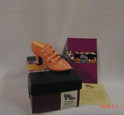 Just The Right Shoe JTRS PROMENADE #25018 Historical 1999