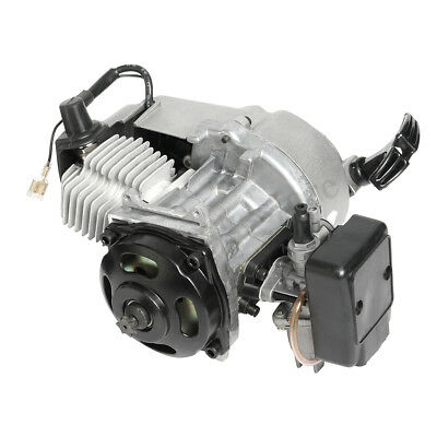 49CC 2 Stroke Pull Start Engine Motor For Pocket MINI Quad Bike Scooter ATV AU