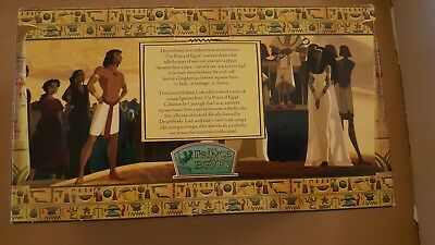 THE PRINCE OF EGYPT COLLECTIBLE  FIGURINE Dreamworks I AM EGYPT FN6011