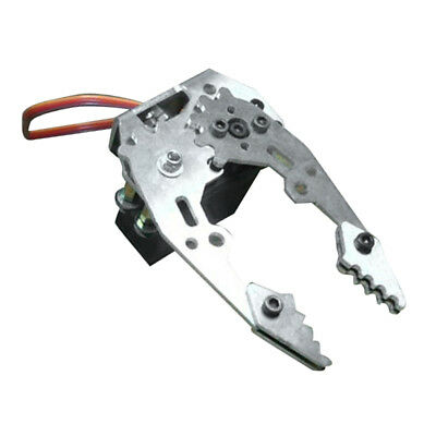 4DOF Robotic Robot Arm Gripper Kit with Metal Gear Servo MG-996R For Arduino