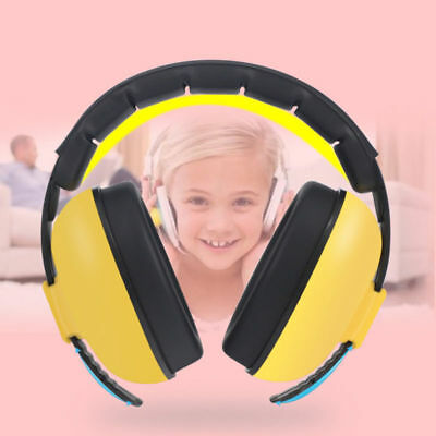 Baby Noise Reduction Headphones Kids Ear Muffs Loud Cancelling Hearing Safety AU