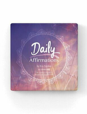 Daily Affirmations - Affirmation Insight Card Set, APHDDA