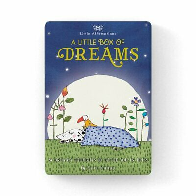 Little Box of Dreams - Affirmations Card Set - Affirmation Card Sets, APHDDR