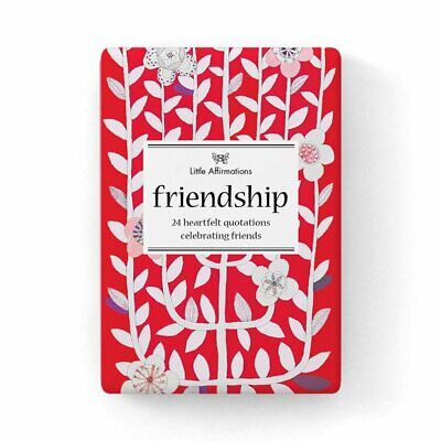 Friendship - Affirmation Card Set - Affirmation Card Sets, APHDFR
