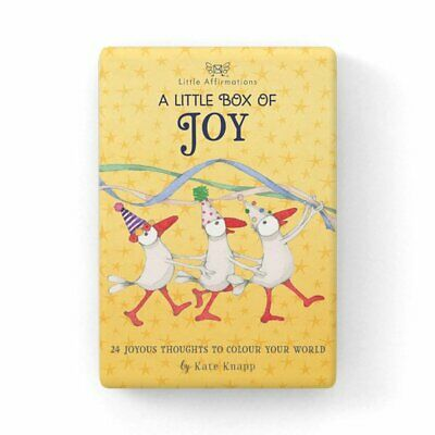 Joy - Affirmation Card Set - Affirmation Card Sets, APHDJO