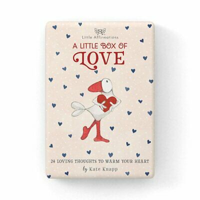 A Little Box of Love - Affirmation Card Set - Affirmation Card Sets, APHDLO