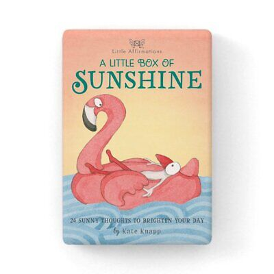 Sunshine - Affirmation Card Set - Affirmation Card Sets, APHDSU