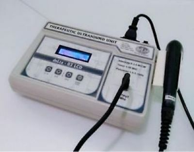 NEW Ultrasound Therapy Unit 3 Mhz LCD display Pain Relief Therapy DLT GF NEW