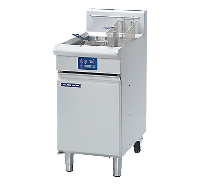 Blue Seal 450mm Gas Fryer With Digital Control & Timer GT45E