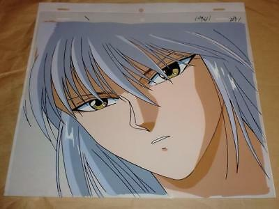 Yu Yu Hakusho Anime Episode 47 Cel with Video Kurama drawn by Mari KItayama [T]