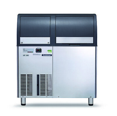 Scotsman Flake Ice Maker Self Contained 148kg/24hr AF 156 AS