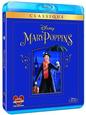 Mary Poppins  DISNEY N° 21 BLU-RAY NEUF SOUS BLISTER