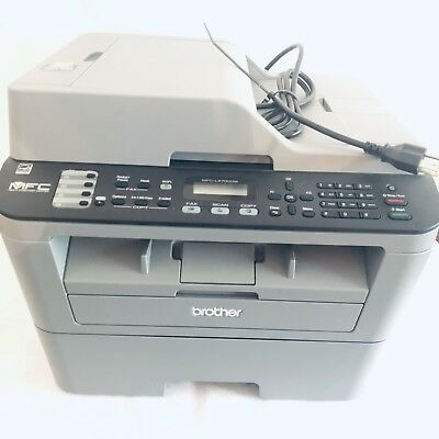 Brother MFC-L2700DW Compact All-in-One Laser Printer with Networking & Duplex