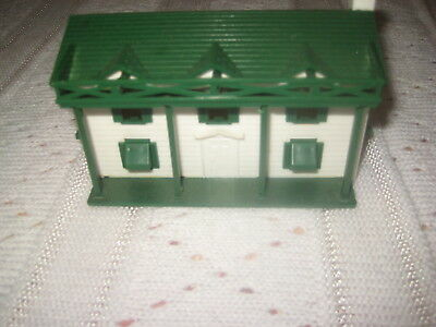 Vintage Plasticville Bachmann O Scale HO Scale Colonial Mansion House Building