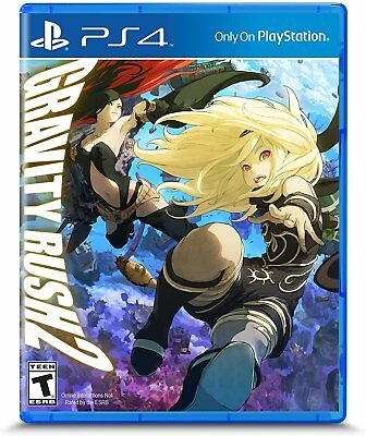 Gravity Rush 2 (Sony PlayStation 4, 2017)