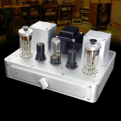 Finished A500 single-ended class A tube Power amplifier FU50+6ж8  8W+8W   L11-51