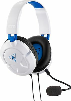 Turtle Beach - RECON 50P Wired Stereo Gaming Headset - White