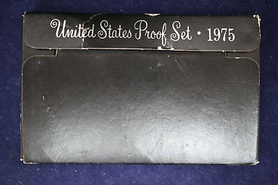 1975 United States US Mint Proof Set w/ Box