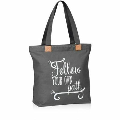 Thirty-One Wander Tote in Follow Your Own Path NEW purse bag canvas 31