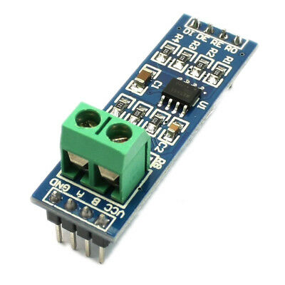 4X(TTL to RS485 module Module for Arduino DIY PCB 5V MAX485 chipset brandn Z6U4)