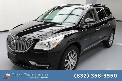 2017 Buick Enclave Convenience Texas Direct Auto 2017 Convenience Used 3.6L V6 24V Automatic FWD SUV OnStar