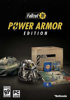PC Fallout 76 Power Armor Edition *US version *US seller
