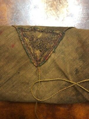 Antique Mongolian Tibetan Buddhist Handwritten Manuscript.