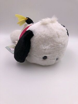 Sanrio: Pochacco and Butterfly Plush (L4)