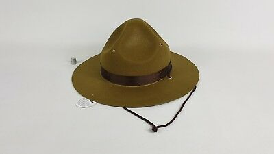 LOOK !! Gr8 BARGAIN OF 100   BRANDED NEW SCOUT HATS WITH TAGS Gr8  FOR RESALE!!