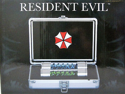 Resident Evil T-Virus & Anti-Virus prop Replica #414/1250 pieces Worldwide!