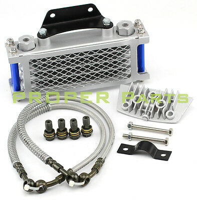 Oil Cooler For Honda Z50 MONKEY GORILLA CHALY CF50 CF70 DAX ST50 ST70 CT70 Kit