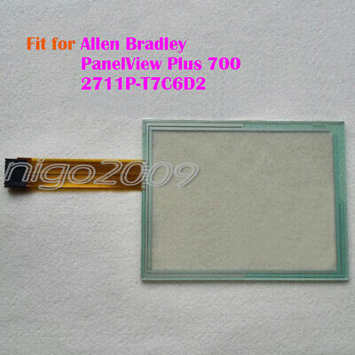 for Allen Bradley PanelView Plus 700 2711P-T7C6D2 Touch Screen Glass Touch Panel