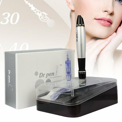 ULTIMA A1 Dr Pen Derma Pen Microneedle System Adjustable 0.25mm-3.0mm Anti-Aging