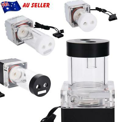 G1/4 Thread 800L/H Reservoir Water Tank Pump Combo kit For PC Water Cooling Hot