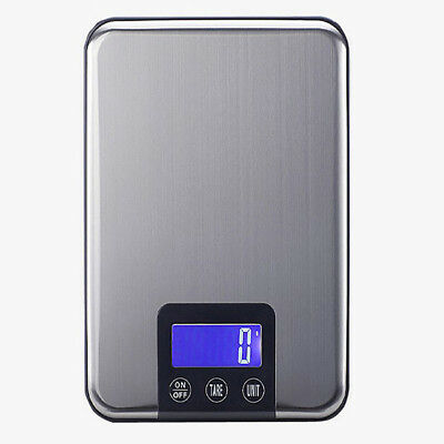 15kg/1g Digital Electronic Kitchen Food Diet Scale LCD Weight Balance Tare Tool