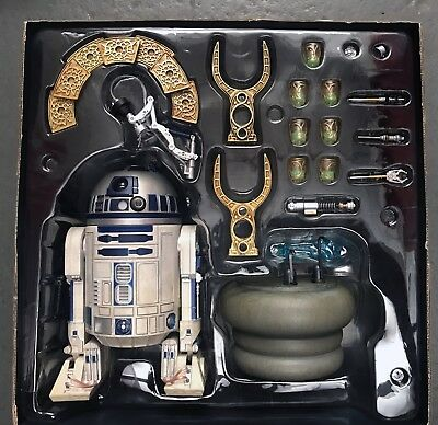 Star Wars Sideshow Deluxe R2-D2 1/6 Scale Action Figure 1:6