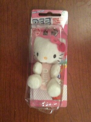 New PEZ PLUSH My Melody by Hello Kitty Toy Candy Dispenser