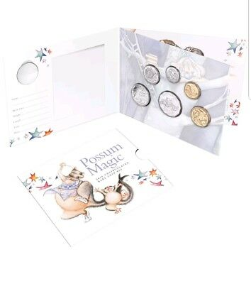 2019 Royal Australian Mint Baby Six Coin Year Set Possum Magic Collection