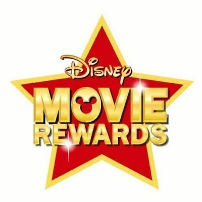 200 Disney Movie Rewards Incredibles 2 and Ant-Man and Wasp DVD POINTS ONLY!!!
