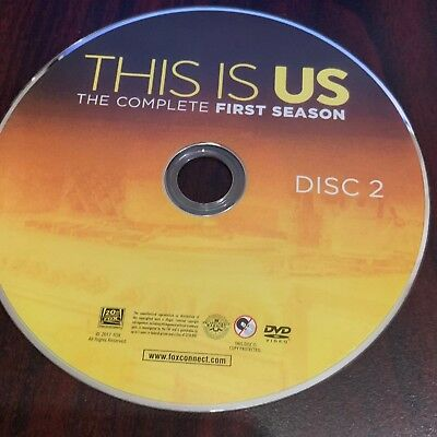 This Is Us Stagione 1 (DVD) Ricambio Dischi #