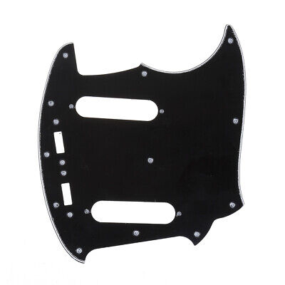 Musiclily Pro 12 Hole Electric Guitar Pickguard For JPN Fender Japan Mustang